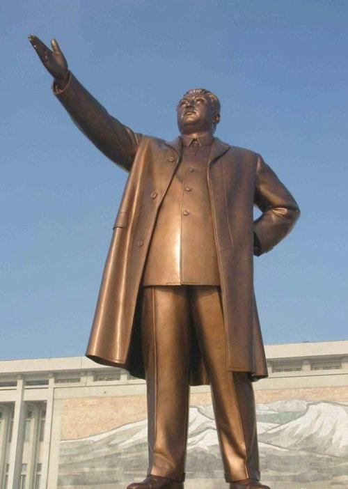 东郭先生和朝鲜 - 老何东 - 何东老邪