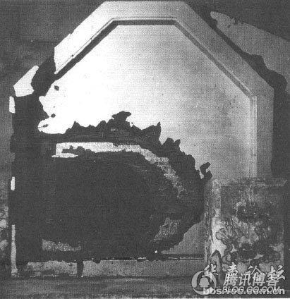 清光绪皇帝崇陵被盗现场  - 风语无言 - 风语无言的博客