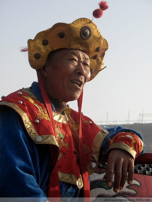中国正定摄影艺术大展掠影 - 牧羊女 - 牧羊女的羊圈