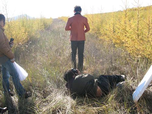 草原拍摄散记—------------体验温差20度 - 刘嘉亮 -                  刘嘉亮