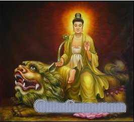 佛教 四大菩萨 - 还执着 - 新博客百科学院
