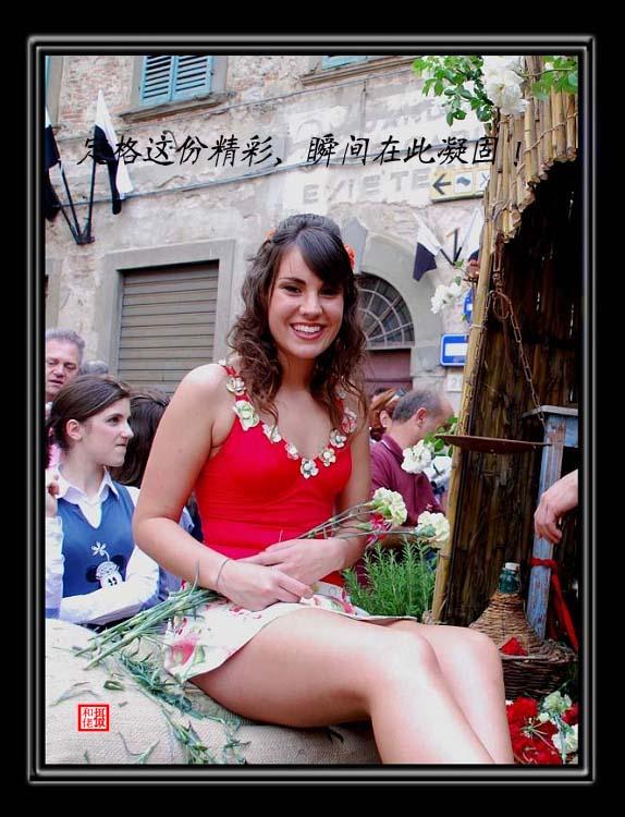 (原创8P)异国的街头小品二则  - 风和日丽(和佬)  - 鹿西情结--和佬的博客
