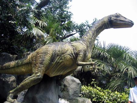 常州中华恐龙园 2