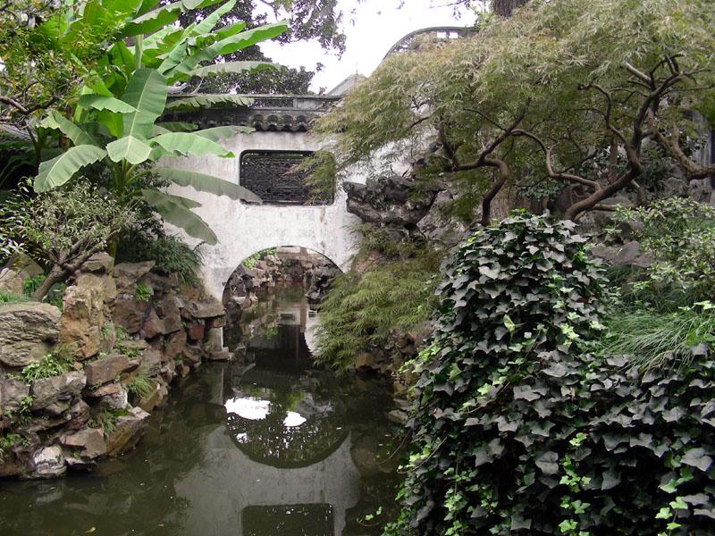 【原创】重游豫园(二) - 语溪子 - 语溪子的博客