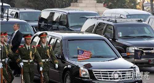 奥运期间为布什开车的美女 - lx3com - lx3com太上老君的博客