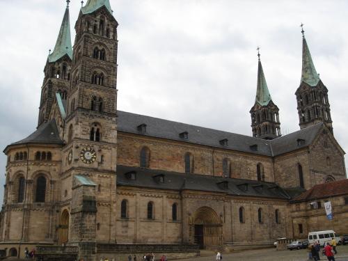 欧洲之旅——千年古城班贝克(德国) - 真情追梦 - 真情追梦的博客