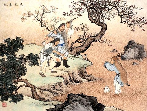 二十四孝故事(二) - yueming - 我的地盘我做主
