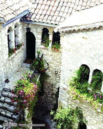 薰衣草的天空…普罗旺斯 - 玫瑰小手 - 陶然亭