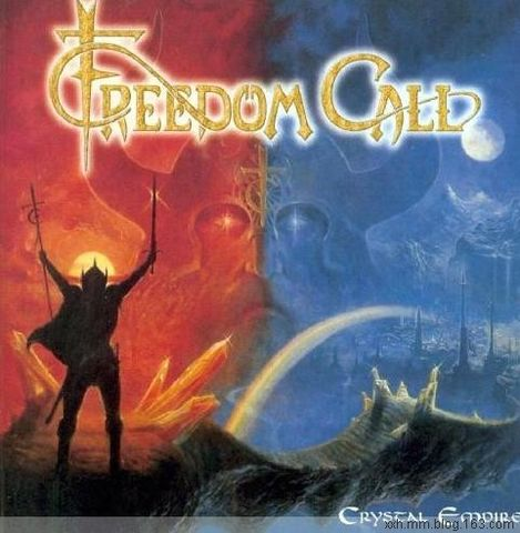 Freedom Call - Crystal Empire 2001 - Neverever - 傻逼乐园