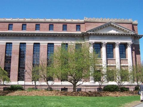 给我的学生看看:哈佛图书馆自习室墙上的训言 - 老板老班 - 老板老班的博客