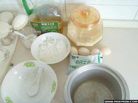 电饭锅做蛋糕原来如此简单!! - 琪涵之合 - 琪涵之合的博客