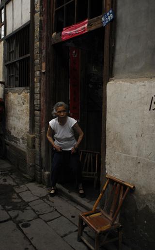 朱大可影像集:张望世界的人们 - 朱大可 - 朱大可的博客