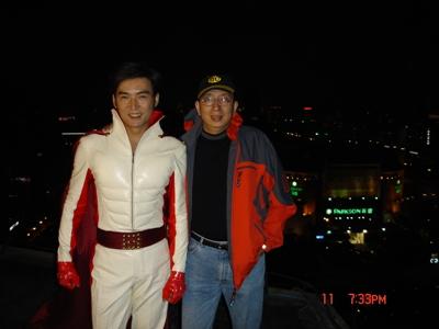 我與阿潘 - 焦恩俊 - 焦恩俊的博客