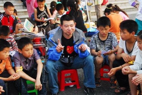 怎样帮助灾区孩子心灵康复(图) - 赵亚辉 - 赵亚辉