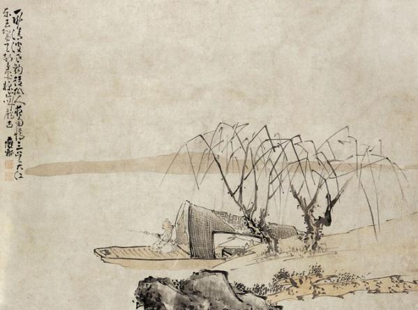中国古代山水、人物画 - 秋雨劲风 - glp181的博客