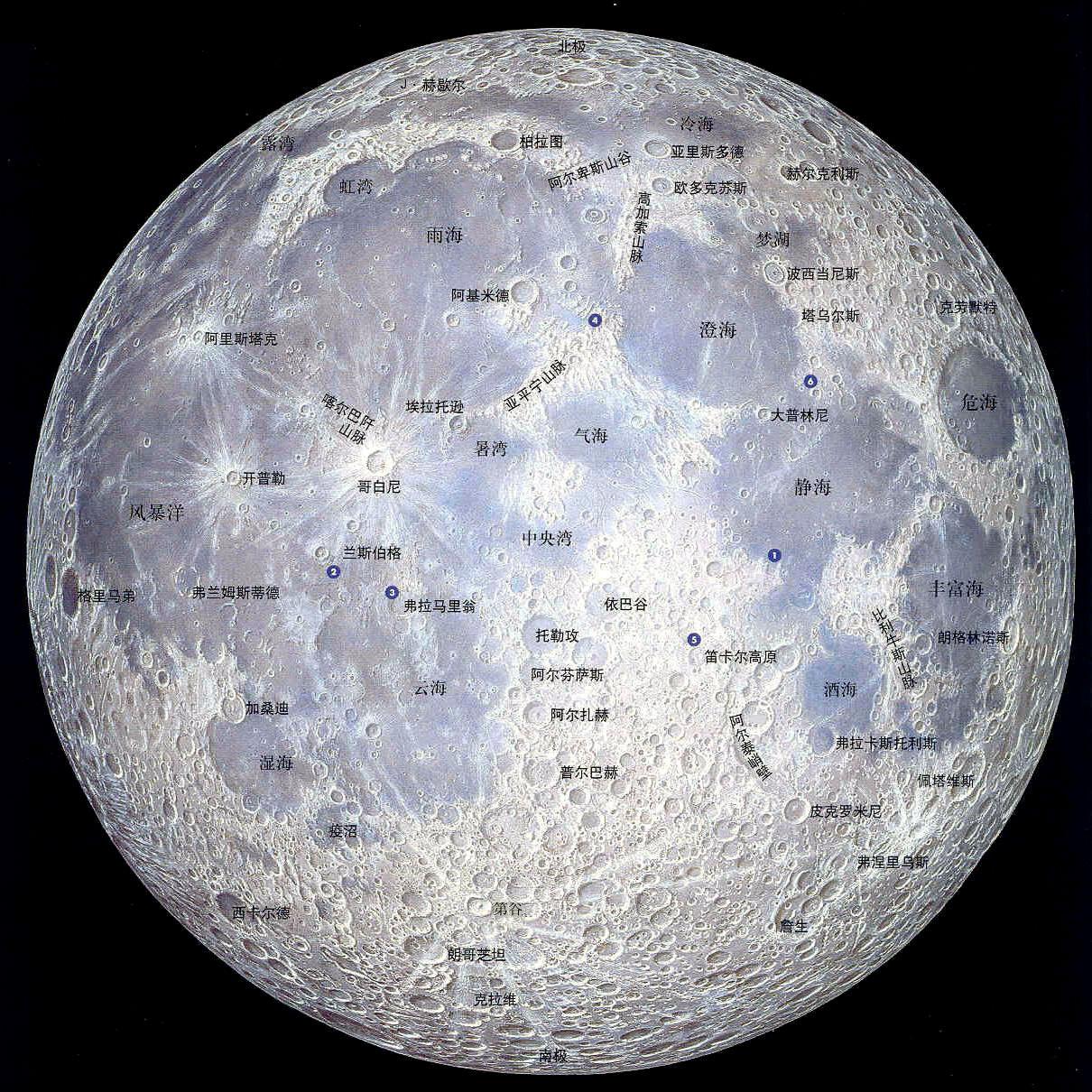 在遥望,月亮之上 - KK - 开新320地博空间