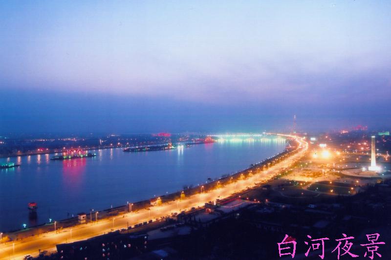 陕西省白河县风景点