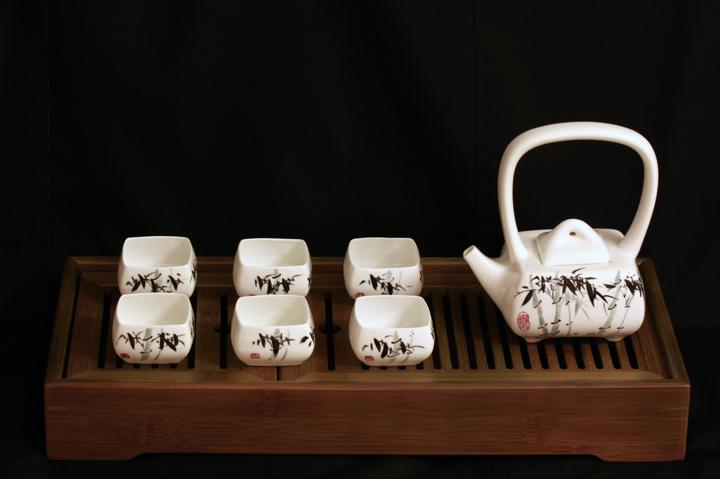 新置骨瓷茶具 - 刘炜大老虎 - liuwei77997的博客