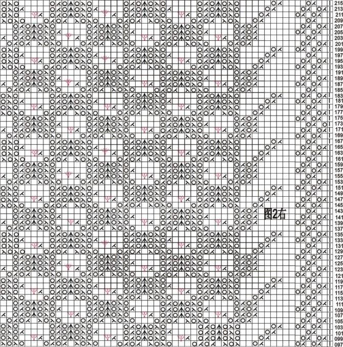 引用 流韵做的孔雀花披肩图解-长条 - 灵儿的日志 - 网易博客 - 空中浮萍 - 空中浮萍的博客