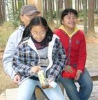 版画系教工与亲属的首次自驾游之三:小组与团队 - 好好阳光 - 辜居一的博客