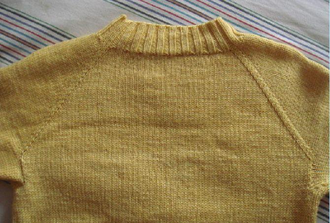 从上往下织毛衣的方法 - 紫荆花苑的日志 - 网易博客 - wsgxnnr - 我的世界