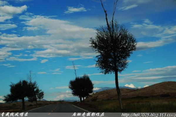 [摄影.原创] 青藏线(五十八)都兰县香日德镇乌兰山风景23P  - 扁脑壳 - 感悟人生