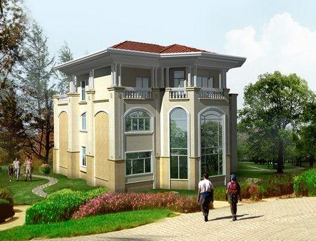 以下一套是长乐的别墅图片