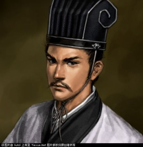 三国志游戏人物肖像系列