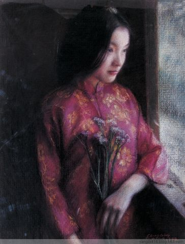 唯美--油画欣赏 - angel.yzx - 惠风和畅