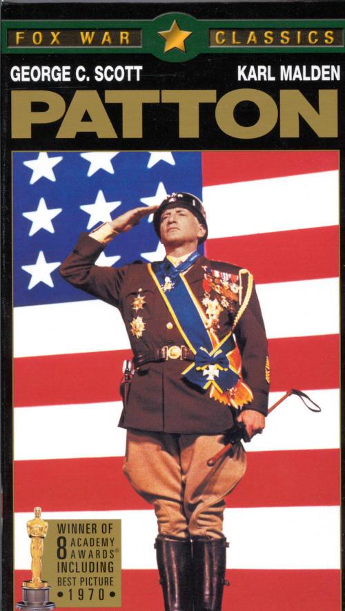《巴顿将军》:永远的血胆老爹 - sololau - 无知者无畏