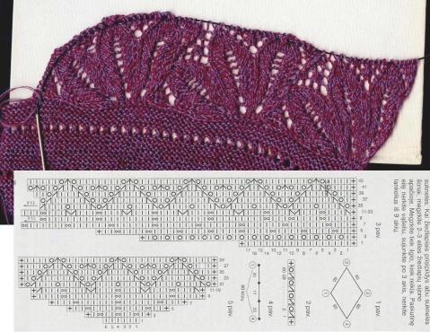 【转载】花蔓衍 - 紫完成, 灰也完成(灰的流程在相冊內) - dudu - 集梦录