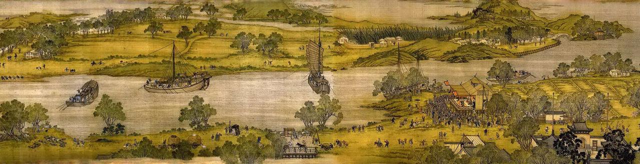 中国古代名画 - 太阳风 - 太阳风