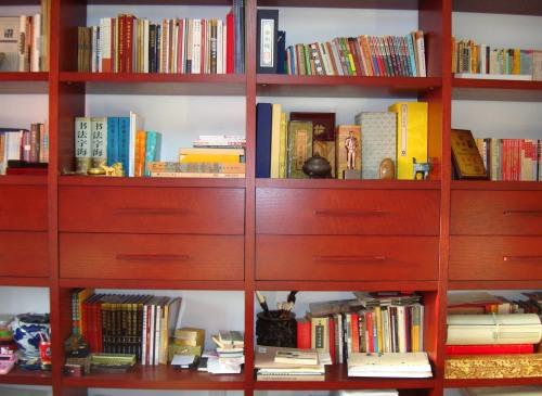 我的书法工作室 - 苏泽立 - 苏泽立的博客