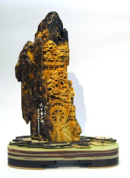 石雕精品 - junzilan789 - junzilan789的博客