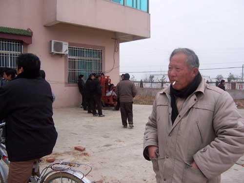 小岗村人把邓小平遗照供家中 - 倪方六 - 倪方六的博客