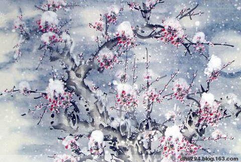 五绝 盼雁归 - 冬月霜 - 冬月霜的博客