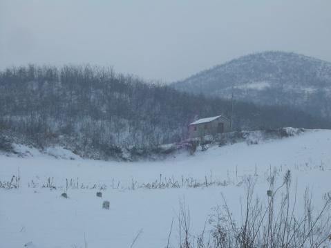 【原创】第 二 场 雪 - 大隐吕山 - 大隐于朝 中隐于市 小隐于野