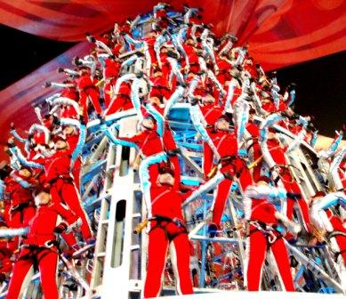 我看北京奥运会 - 皓天 - 歌手皓天的博客