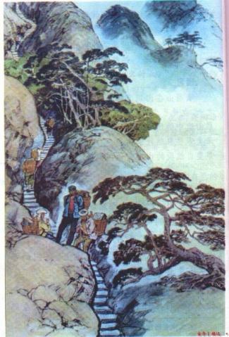 80后小学语文课本插图精选(五) - taian813 - taian813的博客