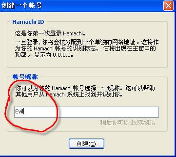 个人建立虚拟局域网的一点心得(hamachi) - 小愤青 - 小愤青的博客