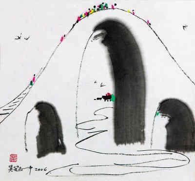 桥的梦幻:存在的焦虑与惆怅 - 张闳 - 张闳博客