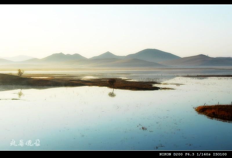 坝上(三) - 西樱 - 走马观景