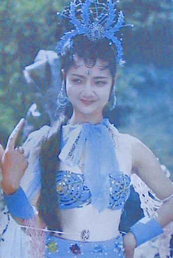 老版电视剧《西游记》人物谱 - 古   月 - 虎行天下