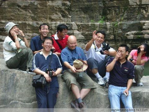 (原)漂上太行(5)聚友云台山 - 水上漂 - 水上漂的博客