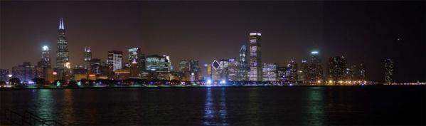 城市夜景 - wjq-597 - 静远堂