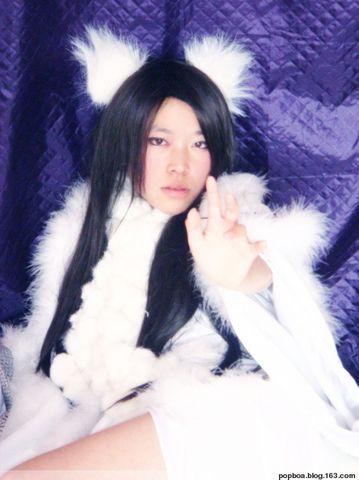 《孤狐》—狐内景cos - Honey贝贝 - 貝貝堂