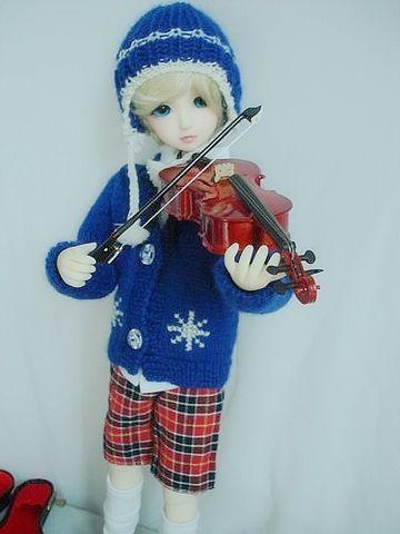 圣诞节快乐 - 白玉狐 - 草莓样的味道