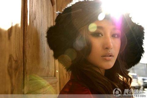 VIVI分享-VIVI08一月刊模特刘羽琦 - tyinagoto - Serena小样の blog~