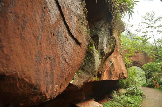 赤水印象.赏石(2010年05月18日摄于赤水桫… - 陶东风 - 陶东风