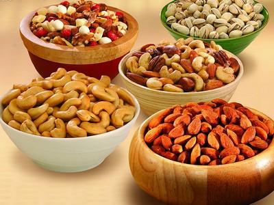 食用干果的营养知识